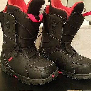 Men's Burton Snowboard Boots size 9